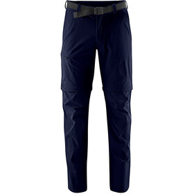 Maier Sports Tajo 2 Zip-Off Trousers Men night sky